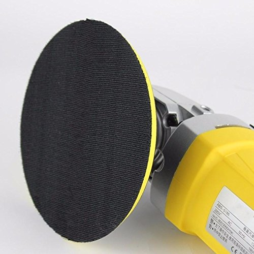 M10 100MM Angle Grinder Polisher Sanding Polishing Bonnet Buffer Wheel Pad Disc