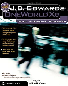U Torrent Descargar J.d.edwards Oneworld Xe: Using Object Management Workbench Paginas Epub Gratis