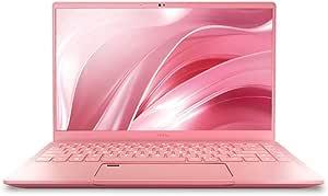 """MSI Prestige 14 A10SC-091 - 14"""" FHD Display, Intel Core i7-10710U, GeForce GTX1650 (Max-Q) 4GB GDDR5, 512GB NVMe SSD, Win 10 PRO, Pink Laptop"""