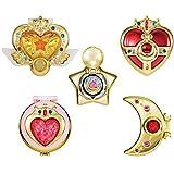 Gashapon Sailor Moon Transforming Compact 2 Set by Gashapon