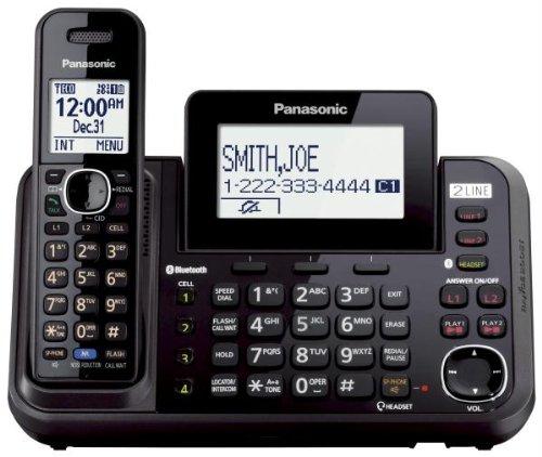 Panasonic 2-Line Cordless Phone