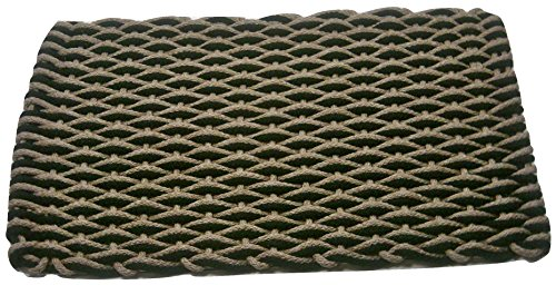 "Texas Rope Doormats 2438158 Indoor & Outdoor Doormats, 24"" x"