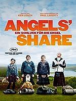 Filmcover Angels' Share - Ein Schluck für die Engel