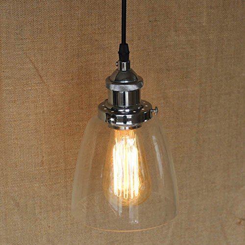 Cone Shaped Pendant Lighting - 6