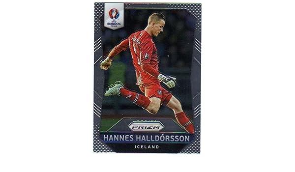 294 Panini World Cup 2018 Russia Hannes Halldórsson Iceland No