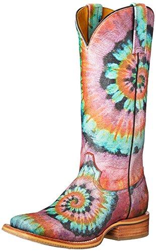 Scarpe Da Tiro In Metallo Da Donna Groovy Boot Boot Multi