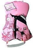 Body Glove Infant's Phantom U.S. Coast Guard Approved Neoprene Pfd Life Vest (Pink/Black)