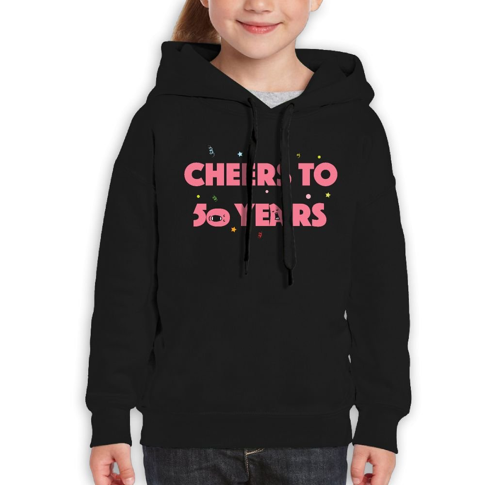 RWEA Cheers To 50 Years Since 1967 50th Anniversary Girl Classic Unique Baseball Hoodies Designer