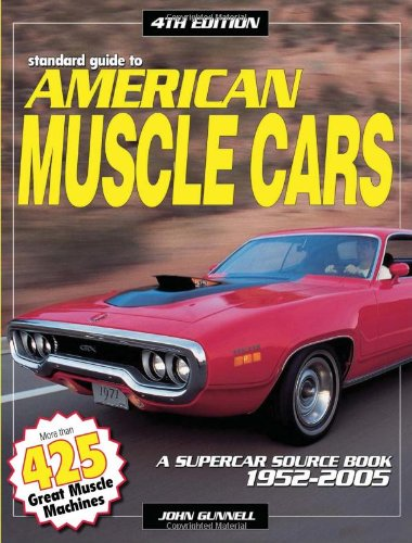 Muscle Cars Field Guide | Bookshare