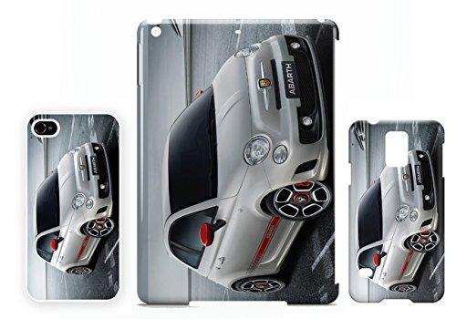 Fiat 500 abarth iPhone 5C cellulaire cas coque de téléphone cas, couverture de téléphone portable