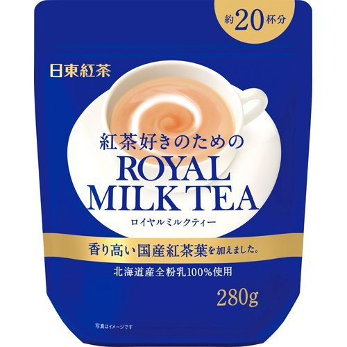 Nitto Kocha Instant Royal Milk Tea (Instant Milk Tea)
