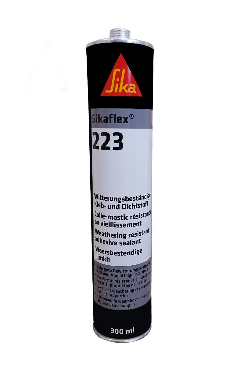 SIKA 525949 Sikaflex-223 300 ml schwarz