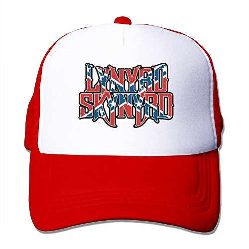 Lynyrd Skynyrd Skynyrd Trucker Hat Adjustable Caps Strapback Hats
