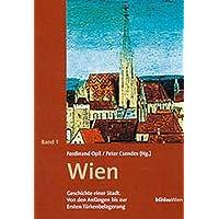 Wien, Geschichte einer Stadt, 3 Bde., Bd.1, Von den Anfängen bis zur Ersten Wiener Türkenbelagerung (1529)