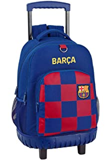 FC Barcelona Mochila gde; con Ruedas Compact f.c.barcel ...