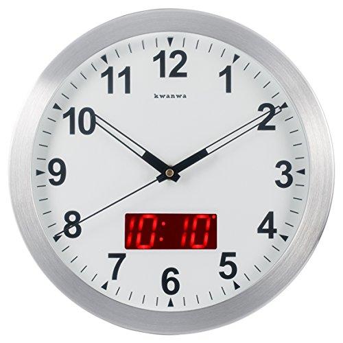 Analog Clock Display - Kwanwa 12
