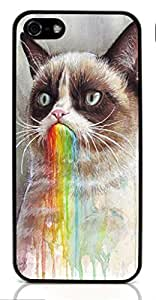 Grumpy Cat Hard Case for Apple iPhone 5c ( Sugar Skull )