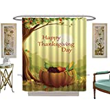 Best River's Edge Homes Curtains - Iuvolux Bathroom Shower Happy Thanksgiving Wallpaper Background. Mildew Review
