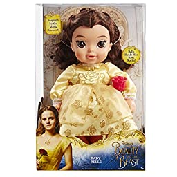 Disney Beauty and The Beast Live Action Baby Belle Doll