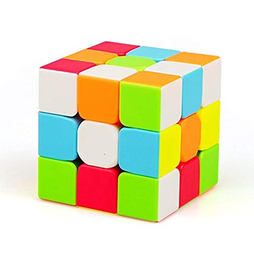 HJXDtech Warrior W 3X3X3 Speed Cube Candy Color