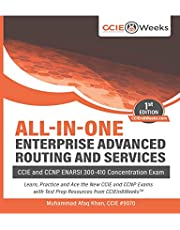 ALL-IN-ONE Enterprise Advanced Routing And Services: CCIE and CCNP ENARSI 300-410 Concentration Exam