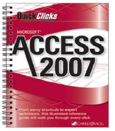 QuickClicks Access 2007 Pdf