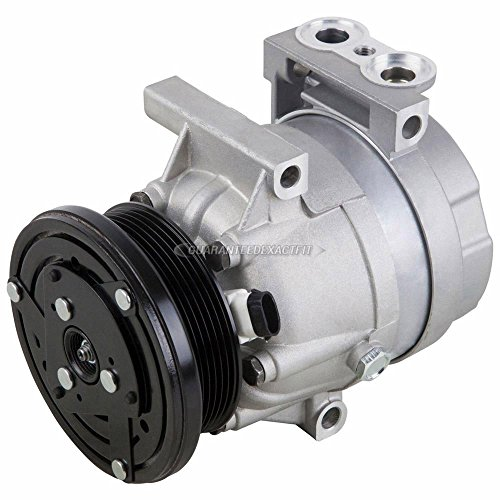 Brand New Premium Quality AC Compressor & A/C Clutch For Chevy / GM Vehicles - BuyAutoParts 60-00979NA New Malibu Compressor