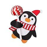 Hide on bush 50x Santa Claus Penguin Lollipop Christmas...