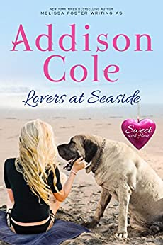 Lovers at Seaside (Sweet with Heat: Seaside Summers) by [Cole, Addison]