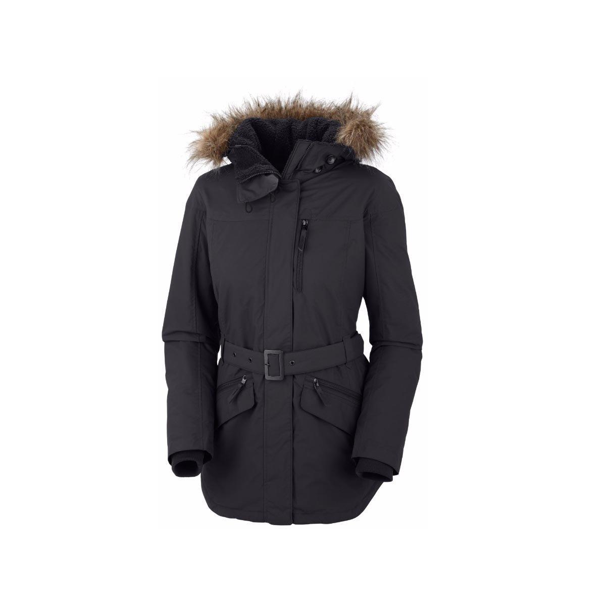 Columbia Women's Plus Size Carson Pass ii Jacket, Black, 2X by Columbia