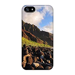 Premium [MJG27113qaol]na Pali Evening Cases For Iphone 5/5s- Eco-friendly Packaging