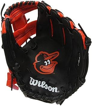 Wilson A200 MLB - Guantes de béisbol para jóvenes (25,4 cm, con ...