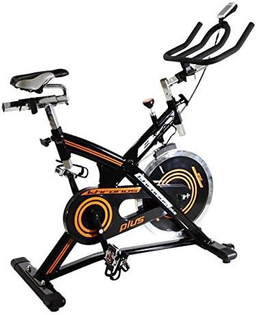 BH Fitness Khronos Plus H9173FD Bicicleta Ciclismo Indoor. Volante ...