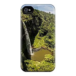 Ggd3605Laeg Cases Skin Protector For Iphone 6 Bridal Veil Falls New Zeal With Nice Appearance