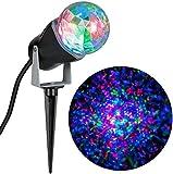 Gemmy Lightshow Multicolor Kaleidoscope for Holiday Decor