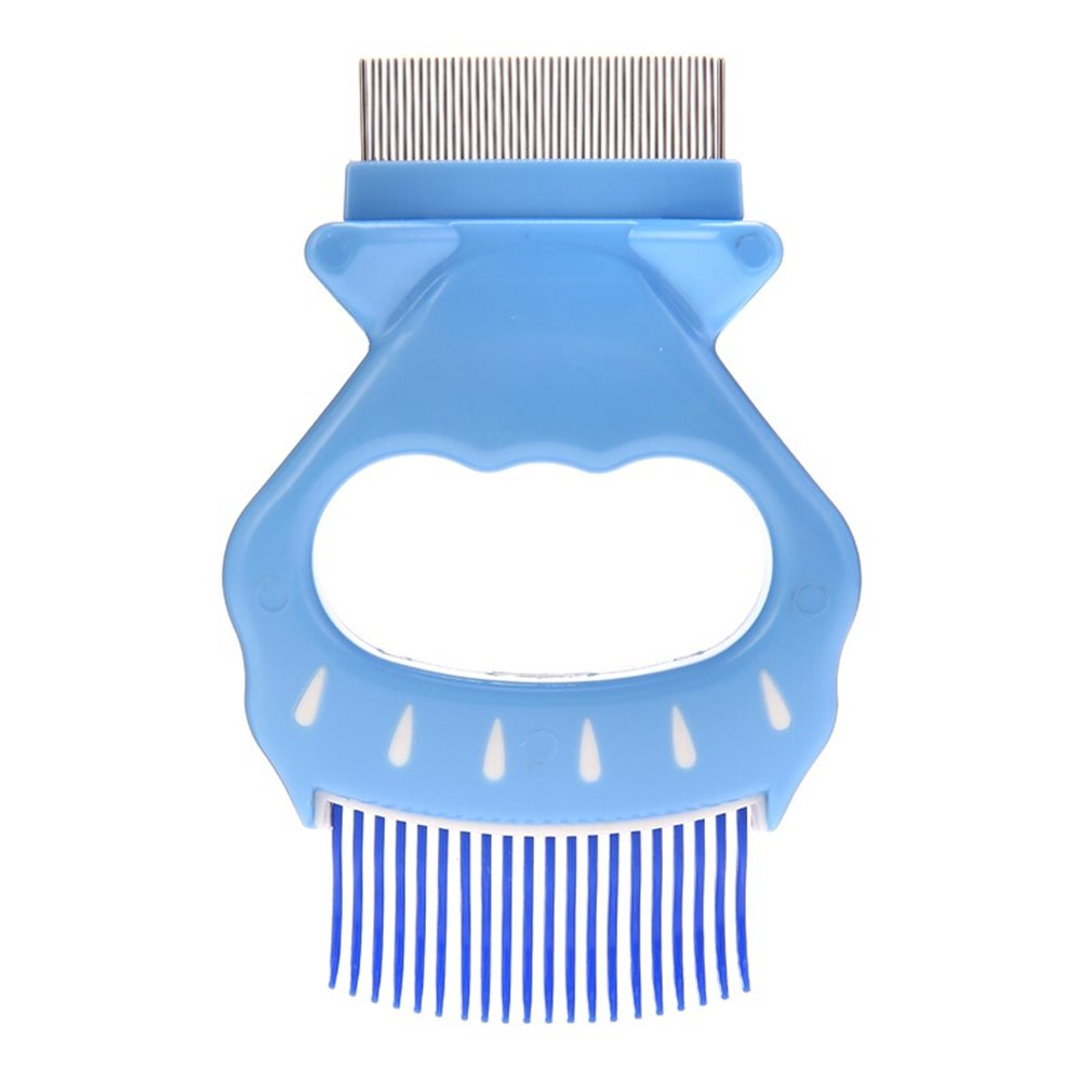 Pet Brushes Dog Special Comb Pet Brush Hair Removal Dual-use Cats and Dogs Universal Needle Comb Hair Removal Period for Long Comb Teeth