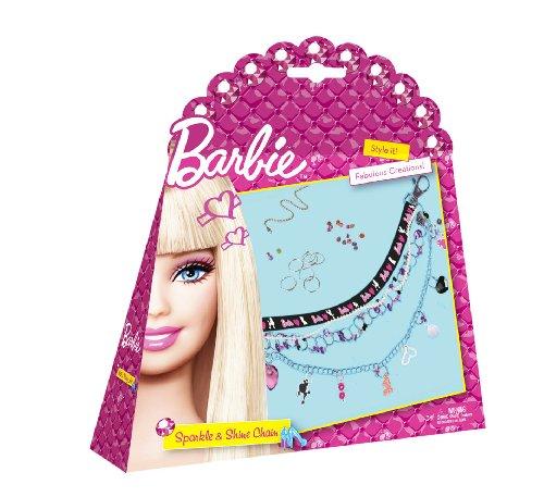 Totum Barbie Sparkle And Shine Hip Chain Making Kit