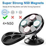 [ 2 Pack ] Magnetic Phone Mount, [ Super Strong