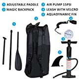 Inflatable Stand Up Paddle Board SUP Comes with