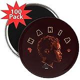 CafePress - Black Panther Nakia - 2.25'' Magnet (100 pack)