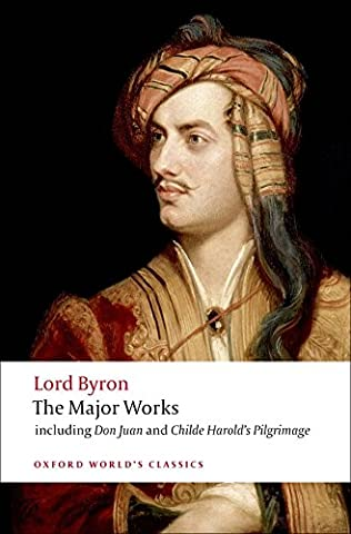 Lord Byron: The Major Works (Oxford World's Classics) - Island Company Blue Oxford