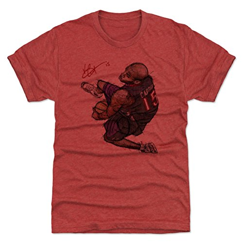 500 LEVEL Vince Carter Triblend Shirt Medium Tri Red - Vintage Toronto Basketball Men's Apparel - Vince Carter Between The Legs Dunk Toronto ()