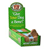 Nature's Animal Original Bakery Biscuits, All Natural Dog Treats, 24 Count