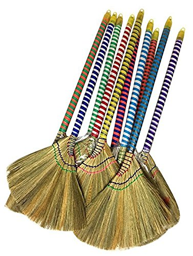 colored broom - 9