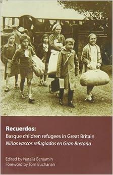 Book Recuerdos: The Basque Children Refugees in Great Britain