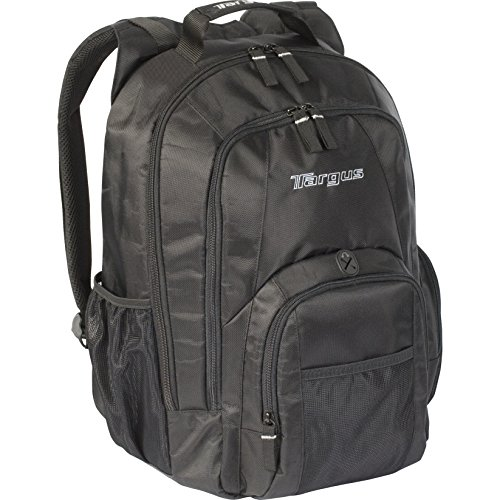 2007 Backpack Bag - Targus Groove Backpack for 16-Inch Laptop, Black (CVR600)