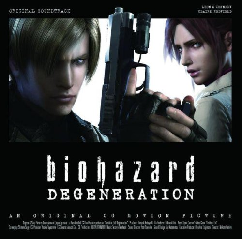Price comparison product image Biohazard- Resident Evil: Degeneration (CD & DVD)