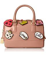 Furla Candy Cookie Mini Satchel Bag
