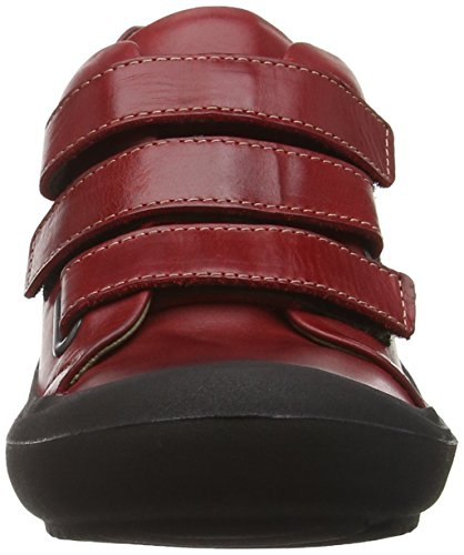 Red Mujer Rojo Maze248fly London Red Fly Zapatillas wqgU6TW7