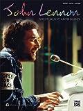 John Lennon -- Sheet Music Anthology, John Lennon, 1470610965